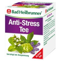 Bad (Бэд) Heilbrunner Anti-Stress Tee 8 шт