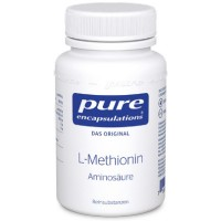 pure (пьюр) encapsulations L-Methionin 60 шт