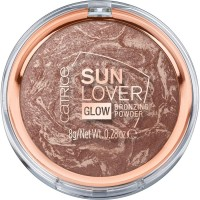 Catrice (Катрис) Puder Sun Lover Glow Bronzing Powder, Nr. 010 Sun-kissed Bronze / 8 g