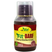 cd Vet (цд Вет) Fit-BARF Dorschlebertran 100 мл