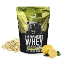 nu3 (ну3) Performance Whey Zitrone-Buttermilch 1000 г