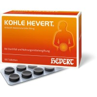 KOHLE (КОУХЛ) HEVERT Tabletten 100 шт