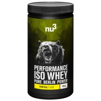 nu3 (ну3) Performance Iso Whey Tropical 700 г