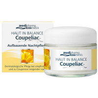 medipharma (медифарма) cosmetics Haut in Balance Coupeliac Aufbauende Nachtpflege 50 мл
