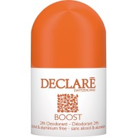 Declare (Декларе) Body Care Boost 24h Deodorant Roll-On alKOH (Кох)ol- und aluminiumfrei, 50 мл