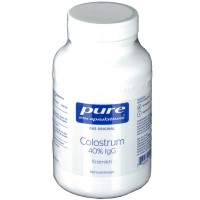 pure (пьюр) encapsulations Colostrum 40% IgG 90 шт