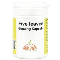 ALLPHARM (АЛЛФАРМ) Five leaves 60 шт