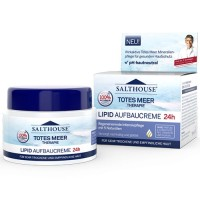 SALTHOUSE (САЛТОЬЮС) Totes Meer Therapie Lipid Aufbaucreme 24 h 50 мл