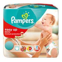 Pampers (Памперс) Easy Up Pants Gr. 5 12-18kg 26 шт