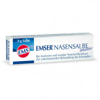 Emser (Емсер) Nasensalbe sensitiv 2 г