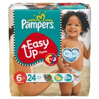 Pampers (Памперс) Easy Up Gr. 6 Sparpack 24 шт