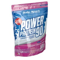 Body (Боди) Attack Power Protein 90 Cherry-Yoghurt Cream 500 г