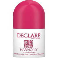 Declare (Декларе) Body Care Harmony 24h Deodorant Roll-On alKOH (Кох)ol- und aluminiumfrei, 50 мл
