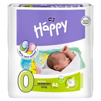 Bella (Белла) Baby Happy Windel before Newborn unter 2 kg 6X46 шт