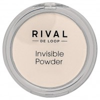 Rival de Loop Invisible Powder Пудра 01 invisible matt 10 г