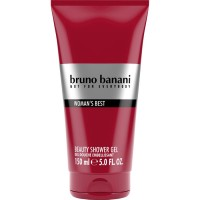 Bruno Banani (Бруно Банани) Woman's Best Shower Gel Гель для душа, 150 мл