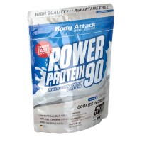 Body (Боди) Attack Power Protein 90 Cookies 'N Cream 500 г