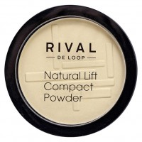 Rival de Loop Natural Lift Compact Powder Пудра 01 alabaster 10 г