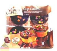 Monarc Cup Cakes, Маффины 4  шт.