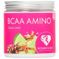 WOMEN'S (ВИМЭН'С) BEST BCAA Amino - Cola Lime 200 г