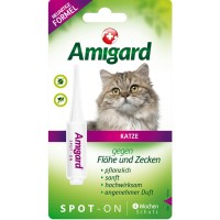 Amigard (Амигард) Spot-on fur Katzen 1.5 мл