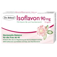 Dr.Bohm (Др.бохм) Isoflavon 90 mg Dragees 30 шт