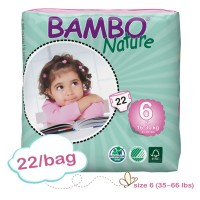 Bambo (Бамбо) Nature XL Plus Premium 6X22 шт
