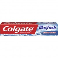 Colgate Max Fresh Cooling Crystals Cool Mint Зубная паста с мятой 75 г