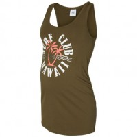 mama licious MLENEW UNIQUE Tank Top ivy green