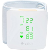 Wrist Blood pressure monitor Измеритель давления iHealth View BP7S PWZ-530022