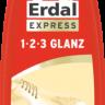 Erdal 1-2-3 Блеск Губка для обуви бесцветная, 1 шт