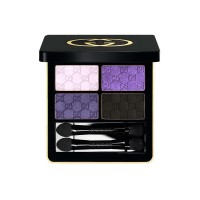 Четырехцветные тени для век Gucci Magnetic Color Shadow Quad, оттенок 110 Smoky Amethyst