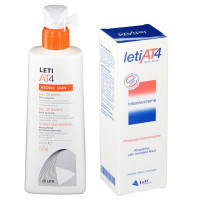 letiAT4 (летиат4) Intensivcre. 100ml + Dusch- u.Badegel 250ml 1 шт