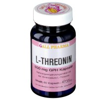 GALL PHARMA L-Threonin 500 mg GPH Капсулы, 60 шт