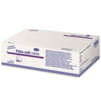 Peha-soft (Пеха-софт) nitrile white puderfrei unsteril Untersuchungshandschuhe Gr. L 8 - 9 100 шт