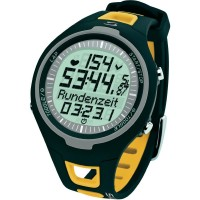 heart rate monitor Монитор сердечного ритма watch with chest strap Sigma PC 15.11 Yellow