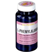 GALL PHARMA L-Phenylalanin 500 mg GPH Капсулы, 90 шт