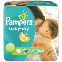 Pampers (Памперс) baby-dry Gr.6 Extra Large 16-40 KG Sparpack 23 шт