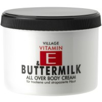 Village Bodycream Korpercreme Vitamin E, 500 мл