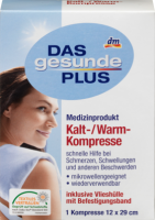 DAS gesunde PLUS Горячий / холодный компресс, 1 шт