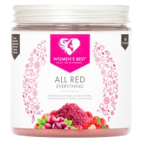 WOMEN'S (ВИМЭН'С) BEST Superfood Smoothie All Red Everything 400 г