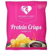 WOMEN'S (ВИМЭН'С) BEST - Protein Chips - Barbecue 25 г