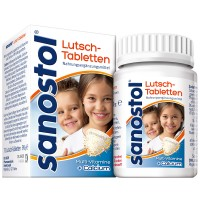 Sanostol (Саностол) Lutsch-Tabletten 75 шт