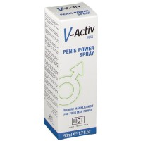 V-Active (В-актайв) Penis Power Spray for Men 50 мл