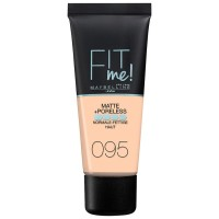 Maybelline Fit Me Matte & Poreless Foundation Foundation, 30 мл