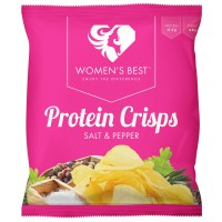 WOMEN'S (ВИМЭН'С) BEST - Protein Chips - Salt/Pepper 25 г