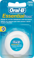 Oral-B Нить для зубов Essential  Floss ungewachst, 50 м