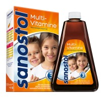 sanostol (саностол) Multi-Vitamin Saft 230 мл