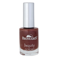 BIOMARIS (БИОМАРИС) beauty colors Nagellack dunkelrot metalllic 10 мл