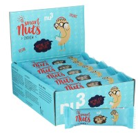 nu3 (ну3) Bio Smart Nuts, Cashew 15X35 г